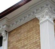Cornice and Columns EPS
