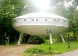 A UFO house