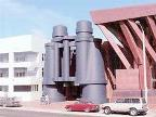 The binocular building