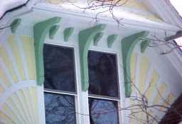 Window corbels