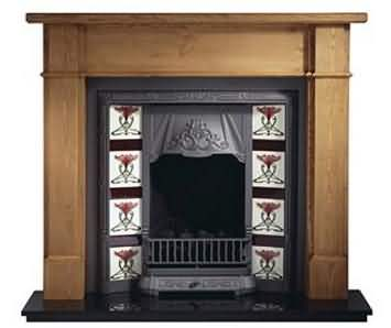 MAntel and surround by www.fireplacesareus.co.uk/