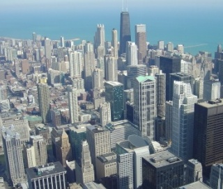 Chicago- by Jianming Zhou of Iowa State University