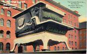The GArland stove company in Detroit MIchigan