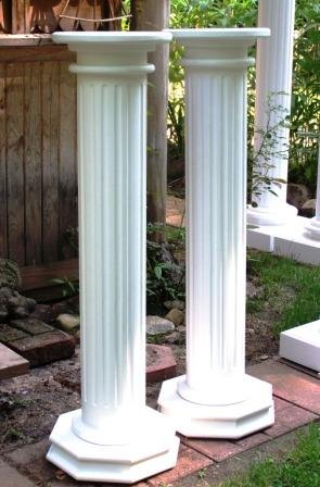 Pictures Of Wedding Columns 82