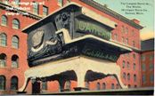 The GArland stove company in Detroit MIchigan